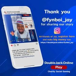 doublejack influencer fynboi at instagram