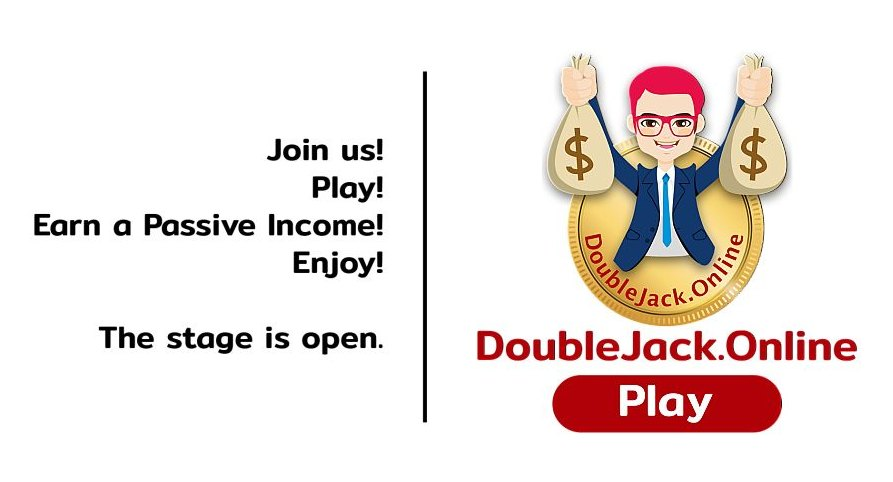 Passive income with doublejack online club